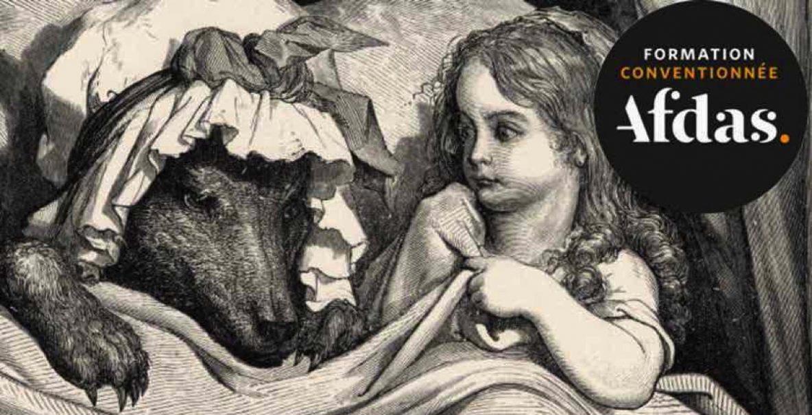 Les contes au coeur de la création scénaristique contemporaine